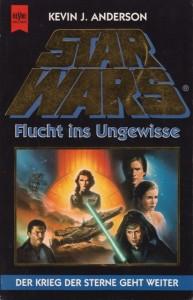 Die Jedi-Akademie 1: Flucht ins Ungewisse