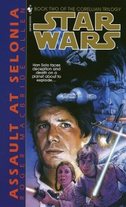 The Corellian Trilogy 2: Assault at Selonia (01.06.1999)
