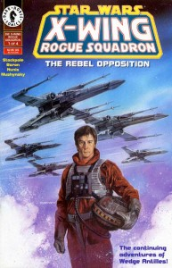 X-Wing Rogue Squadron #1: The Rebel Opposition, Part 1