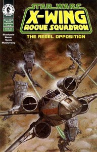 X-Wing Rogue Squadron #2: The Rebel Opposition, Part 2