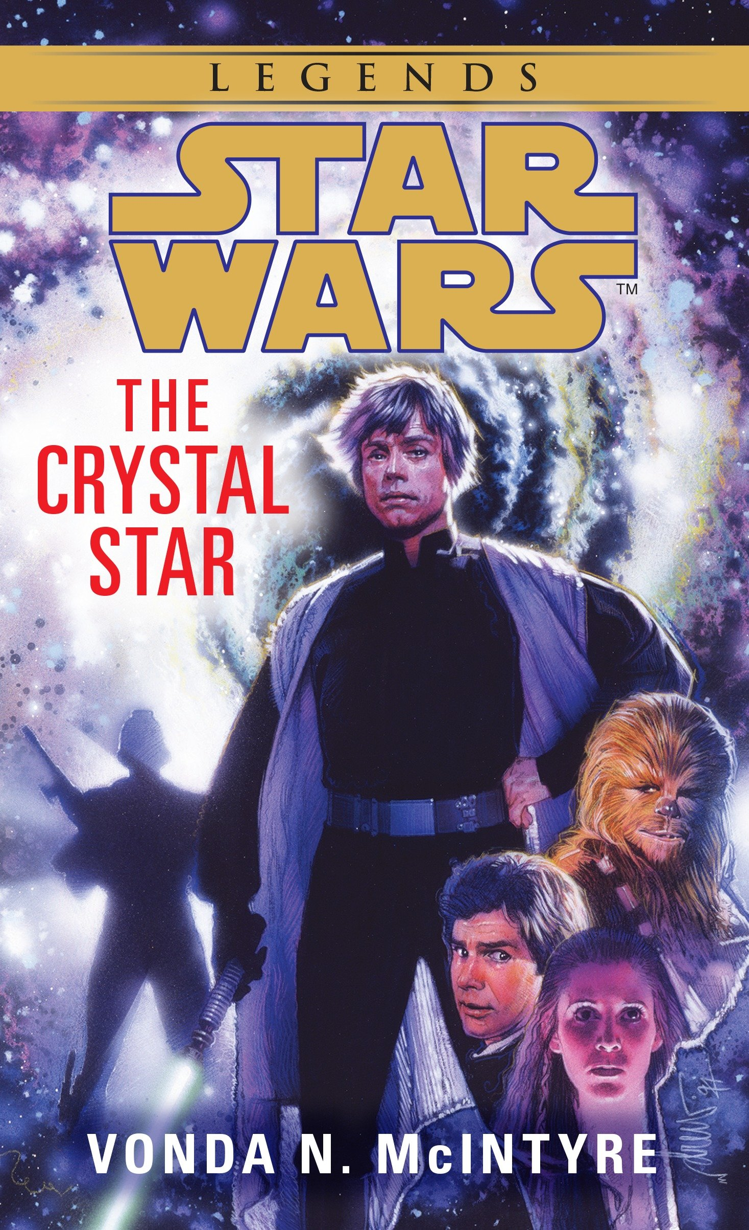 The Crystal Star (2017, Legends-Cover)