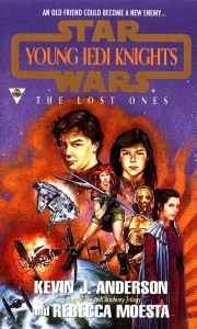 Young Jedi Knights 3: The Lost Ones (01.12.1995)