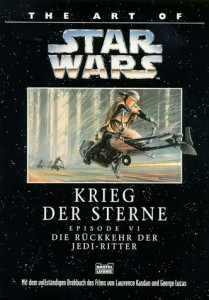 The Art of Star Wars Episode VI: Die Rückkehr der Jedi-Ritter (1996)