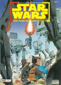 Star Wars, Band 5: Der Fluss des Chaos', Teil II