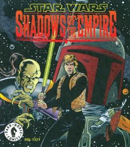 Shadows of the Empire (Ertl Mini Comic)