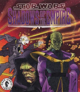 Shadows of the Empire Galoob Mini - Cover #2