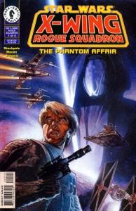X-Wing Rogue Squadron #5: The Phantom Affair, Part 1