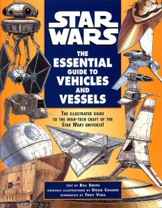 The Essential Guide to Vehicles and Vessels (1996)