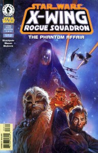 X-Wing Rogue Squadron #7: The Phantom Affair, Part 3