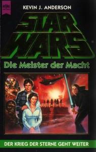 Die Jedi-Akademie 3: Die Meister der Macht (1. Auflage 1996)