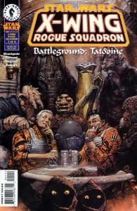 X-Wing Rogue Squadron #9: Battleground: Tatooine, Part 1