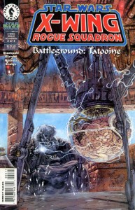X-Wing Rogue Squadron #10: Battleground: Tatooine, Part 2