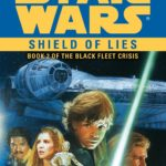 The Black Fleet Crisis 2: Shield of Lies (2015, Legends-Cover)