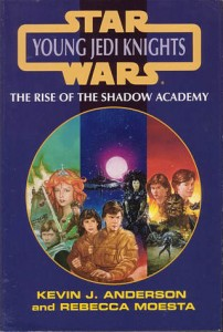 Young Jedi Knights: The Rise of the Shadow Academy (1996)