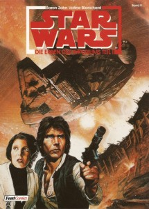 Star Wars, Band 9: Die Erben des Imperiums, Teil I