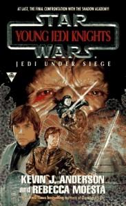 Young Jedi Knights 6: Jedi Under Siege (01.09.1996)