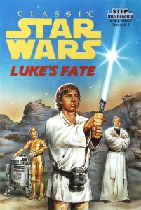 Classic Star Wars: Luke's Fate (Step into Reading) (15.10.1996)