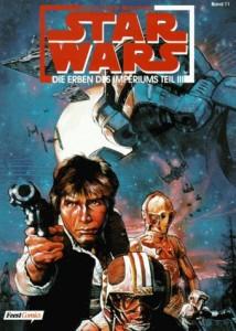 Star Wars, Band 11: Die Erben des Imperiums, Teil III