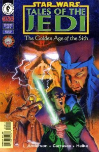 Tales of the Jedi: The Golden Age of the Sith #2: Funeral for a Dark Lord