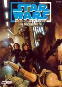 Star Wars, Band 12: Die neuen Abenteuer des Luke Skywalker, Teil I