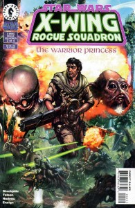 X-Wing Rogue Squadron #14: The Warrior Princess, Part 2