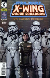 X-Wing Rogue Squadron #15: The Warrior Princess, Part 3