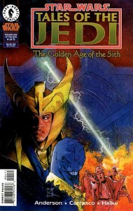 Tales of the Jedi: The Golden Age of the Sith #4: Pawns of a Sith Lord