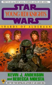 Young Jedi Knights 7: Shards of Alderaan (01.01.1997)