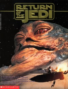 Return of the Jedi: A Storybook (01.02.1997)