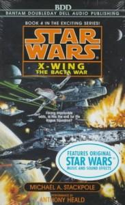 X-Wing: The Bacta War (Hörkassette)