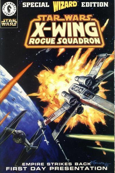 Star Wars: X-Wing Rogue Squadron Wizard 1/2 - First Day Presentation (21.02.1997)