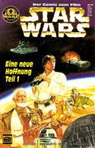 Star Wars: Eine neue Hoffnung, Teil 1
