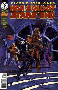 Classic Star Wars: Han Solo at Stars' End #2
