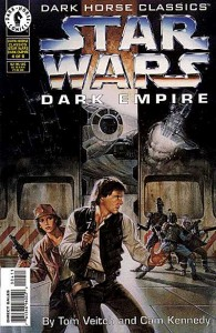 Dark Horse Classics: Star Wars: Dark Empire #4