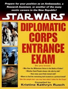 Star Wars: Diplomatic Corps Entrance Exam (10.06.1997)