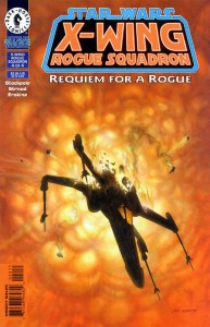 X-Wing Rogue Squadron #20: Requiem for a Rogue, Part 4