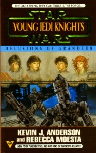 Young Jedi Knights 9: Delusions of Grandeur (01.07.1997)