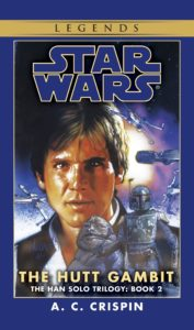 The Han Solo Trilogy 2: The Hutt Gambit (2014, Legends-Cover)