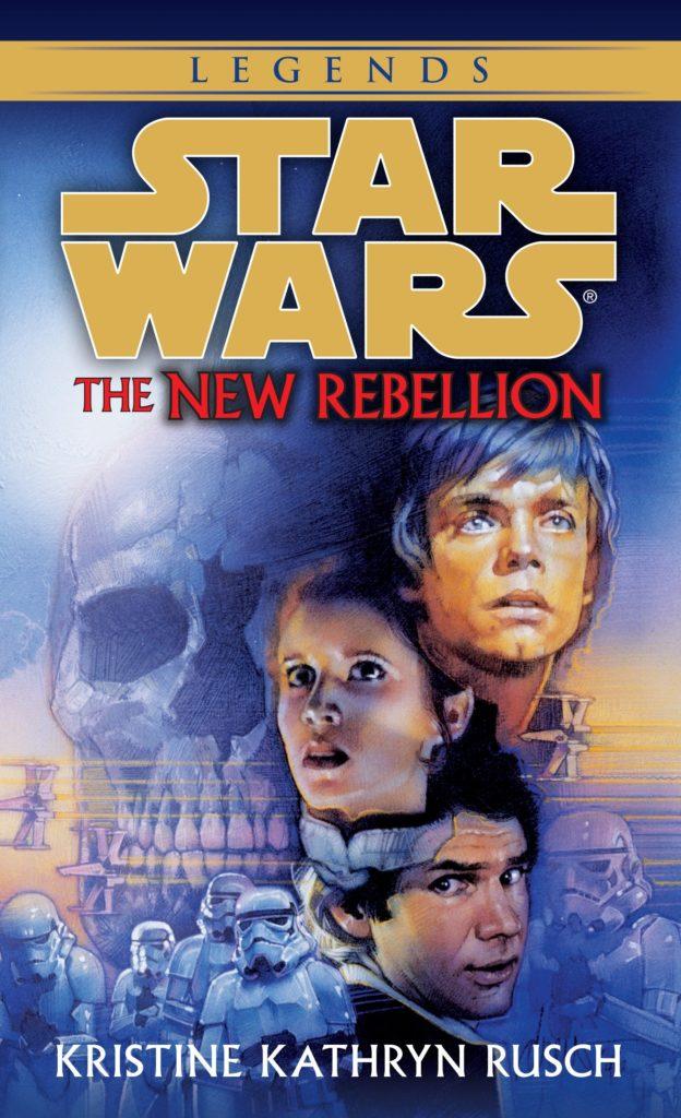 The New Rebellion (2016, Legends-Cover)