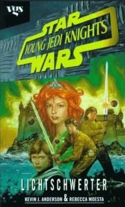 Young Jedi Knights 4: Lichtschwerter (01.09.1997)