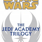 The Jedi Academy Trilogy (2015, Legends-Cover)