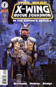 X-Wing Rogue Squadron #23: In the Empire's Service, Part 3