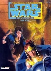 Star Wars, Band 16: Der Untergang der Sith, Teil I