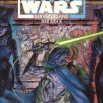 Star Wars, Band 17: Der Untergang der Sith, Teil II