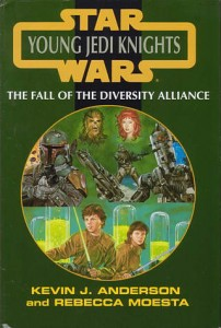 Young Jedi Knights: The Fall of the Diversity Alliance (01.01.1998)
