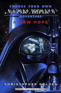 Choose Your Own Star Wars Adventure: A New Hope (09.03.1998)
