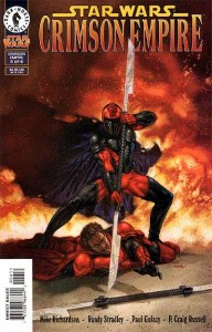 Crimson Empire #6
