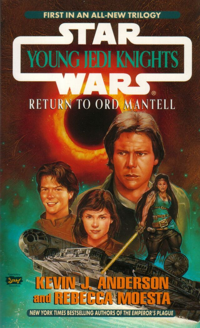 Young Jedi Knights 12: Return to Ord Mantell (Reprint Edition)