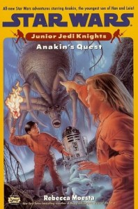 Junior Jedi Knights 4: Anakin's Quest (15.06.1998)