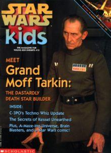 Star Wars Kids #12 (Juni 1998)